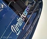 Limited Edition Aufkleber Frontscheibenaufkleber 55cm Oilslick Autoaufkleber
