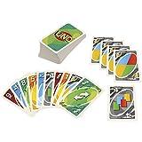 Mattel Games GTH23 - 100% Papier Kartenspiel für die ganze Familie mit 112Karten, Spieleabend mit der Familie, für Spieler ab 7J