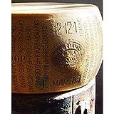 1Kg Parmigiano Reggiano DOP Stravecchio 36 Monate Gewinner 2020 als bester Parmesan der Welt