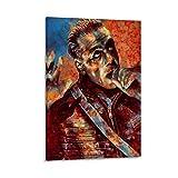 CAICAI Rammstein - Du Hast (Official Video) - YouTube Leinwand Kunst Poster und Wandkunst Bilddruck Moderne Familienzimmer Dekor Poster 24x36inch(60x90cm)