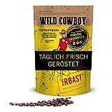 BLANK ROAST Roast Wild Cowboy - Frisch geröstete Kaffeebohnen   Espresso Bohnen & Kaffee Crema, 500 g