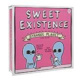 Sweet Existence, A Strange Planet Familienfreundliches Party-Kartenspiel, inspiriert von den Webcomic und Books von Nathan W. Pyle, ab 13 Jahren
