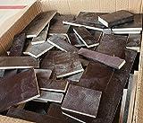 5-20 kg Siebdruckplatten Zuschnitt Reste 9mm-30mm Melamin-Beschichtete Multiplex Sperrholz Platten Holz (15 kg)