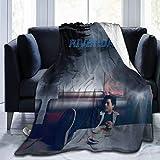 Riverdale Jughead Jones Tagesdecke, ultraweich, Flanell-Fleece-Decke für Bett, 203,2 x 152,4 cm