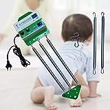 TZUTOGETHER Hängende elektrische Cradle-Steuerung,Elektrische Babyschaukel Babywippe Controller,automatischer elektrischer Shaker,stabil/Kein Geräusch den Familiengebrauch Einstellbar Timer