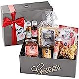 Gepp's Feinkost Bella Italia Geschenkbox I Geschenk zu Ostern, Geburtstag, Hochzeit I Geschenkkorb für Männer und Frauen I Feinste italienische Delikatessen, hergestellt nach eigener Rezep