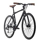 Adore Cityrad Herren 28' Urban-Bike UBN77 schwarz Alu-Rahmen RH51cm