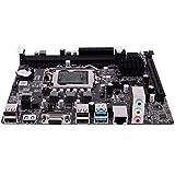 GENFALIN B75 LGA 1155 Desktop-Computer Mainboard mit SATA II USB3.0/2.0-PCI-E X16 16G DDR3 1600 Motherboard