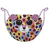 TY UK LTD Giselle Leopard Beanie Boo Gesichtsmaske, 95703, mehrfarbig