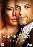 Elementary The Final Season [DVD] [2019]