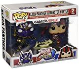 Funko 2780 Pop-Figuren Marvel vs. Capcom Black Panther vs. Monster Hunter