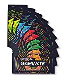 GAMINATE® - Professioneller Performance Booster |Starter Mixpaket 10 Portionen | 5 Geschmackssorten | Neue Art von Energie und Konzentration | Kein Zucker & Maltodextrin | 12 aktive Wirkstoffe
