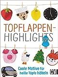 Topflappen-Highlights: Coole Motive für heiße Töpfe häkeln
