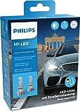 Philips automotive lighting Ultinon Pro6000 H7-LED Scheinwerferlampe mit Straßenzulassung, +230% helleres Licht