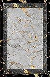 Home Deluxe - Teppich Bordo - Verschiedene Größen - Material: 60 % Baumwolle, 40 % Polyester (200 x 300 cm)