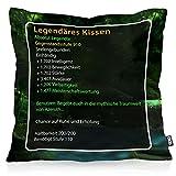 VOID Legendäres Kissen Kissenbezug Kissenhülle Outdoor Indoor mythisch Wow legendär, Kissen Größe:40 x 40 cm
