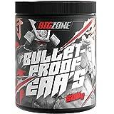 Big-Zone Bulletproof EAA's EAA Essentielle Aminosäuren | Für Muskel und Gewebe - Bodybuilding - Extrem Lecker | 500g Pulver (Himbeere)
