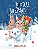 Zickiger Zuckerguss: Hopsis Abenteuer in der Weihnachtswerkstatt