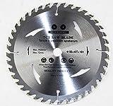 185mm Sägeblatt Top Qualität Kreissägeblatt für Holz 185 x 16 mm 40 Z