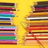 LAIDEPA Professionelle Zeichnung Malstift 120 Stück Buntstifte Set, Ideal Set Für Erwachsene Malutensilien Und Kinder Buntstifte,A
