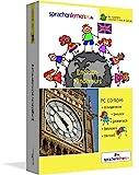 Englisch-Kindersprachkurs von Sprachenlernen24.de: Kindgerecht bebildert und vertont für ein spielerisches Englischlernen. Ab 5 Jahren. PC CD-ROM für Windows 8,7,Vista,XP / Linux / Mac OS X