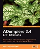 ADempiere 3.4 ERP Solutions (English Edition)