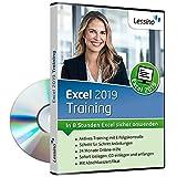 Excel 2019 Training - In 8 Stunden Excel sicher anwenden | Lernen Sie in diesem Kurs Schritt für Schritt die Grundlagen von Excel | inkl. Online-Kurs [1 Nutzer-Lizenz]