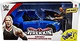Collector WWE WREKKIN SLAM Mobile Komplett mit exklusiver Der Rock -Figur, ca. 15