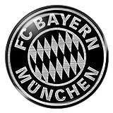 FC Bayern München 3D-Sticker Silver Edition, 6