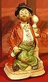 Spieluhr Penner-Willi an der Lampe