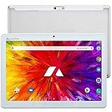 ACEPAD A130 v2021 Tablet 10,1 Zoll - Deutsche Marke - 4G LTE, 64GB Speicher, Octa-Core Boost-Prozessor, Android, IPS HD Display, WLAN, Bluetooth, GPS (Weiß)
