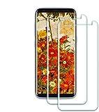Panzerglas Schutzfolie kompatibel mit Galaxy S8, (2 Stück) 3D Vollständige Abdeckung HD Panzerglasfolie, [Bläschenfrei] [9H Härte] Displayschutzfolie für S8