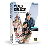 Video deluxe 2020 – Einfach gute Filme machen|Standard|2 Geräte|unbegrenzt|PC|Disc|D