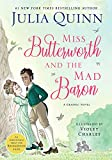 Miss Butterworth and the Mad Baron: A Graphic Novel (English Edition)