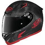 X-Lite X-802RR Ultra Carbon Puro Sport Helm, Farbe Carbon, Größe XL (61/62)
