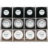 MADEIRA Overlock Garn-Box Sortiert weiß/hellgrau/schwarz/3x1000 m/9x1200 m, 9200