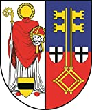 U24 Aufkleber Krefeld Wappen Autoaufkleber Stick