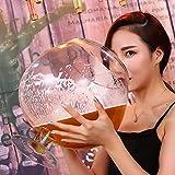 XiYou Extra großes Weinglas Glas Bierglas Weinglas Restaurant Entertainment Party Weinglas
