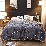 KLily Hauptdecke Flanell Waschbares Material Büro Wohnzimmer Klimaanlage Decke Schlafsaal Bed & Breakfast Schlafzimmer Nickerchen Decke