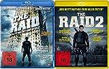 The Raid Teil 1+2 [Blu-ray Set]