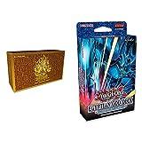 Yu-Gi-Oh! TRADING CARD GAME Yugis I Reprint Yugi's Legendary Decks-Deutsche Ausgabe & Ägyptisches Götter-Deck: Obelisk der Peiniger - Deutsche Ausgabe