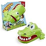 Hasbro E4898100 Kroko Doc, Spiel für Kinder ab 4 Jahren