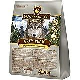 Wolfsblut - Grey Peak - 15 kg - Ziege - Trockenfutter - Hundefutter - Getreidefrei