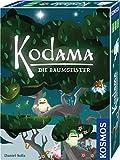 KOSMOS 692933 - Kodama Die Baumgeister, Legespiel mit einfachen Regeln in bezaubernder Japan-Optik, Mitbringsp