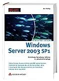 Windows Server 2003 SP1. Inkl. 64-Bit und WSUS