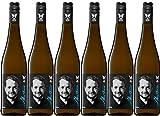 """VinVenture Riesling """"Vom anderen Fluss"""" feinfruchtig 2019 Süß (6 x 0.75 l)"""