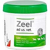 Zeel ad us. vet. Tabletten, 500 St. Tabletten