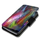 Book Style Flip Handy Tasche Case Schutz Hülle Schale Motiv Etui für Nokia Lumia 630 - A52 Design2