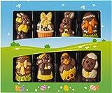 Geschenkpackung Ostern Schokoladenfiguren 80g
