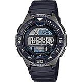 CASIO Herren Digital Quarz Uhr mit Resin Armband WS-1100H-1AVEF